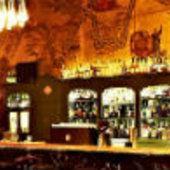 Die Goldene Bar im Haus der Kunst!
