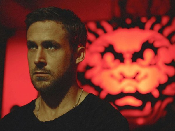 "Ryan Gosling in ""Only God forgives"", Michael Caine, Samuel Schneider aus ""Exit Marrakech"""