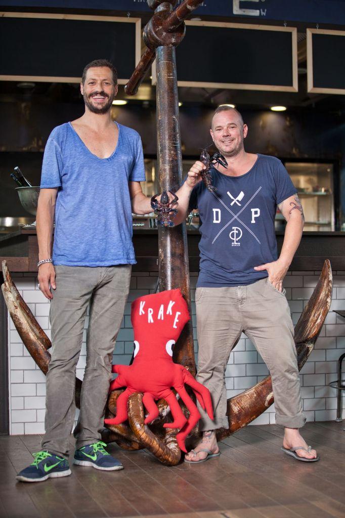 Patrick Bertermann und Mario Huth Foto by SNeimke