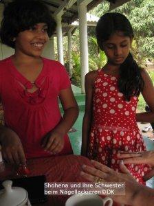 Sri Lankas schönste Sehenswürdigleiten: Strahlende Kinderaugen und entspannte Rundumaussichten vom Felsenberg in Nigiriya